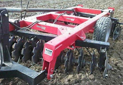 traktorska tanjiraca
